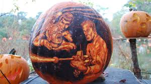 Roger Williams Pumpkin by 6 Pumpkin Carving Tips From The Guy Who Can Sculpt An Entire U0027star