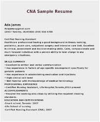 Home Health Aide Resume Objective Examples Wonderfully Nursing Assistant 23 Certified Of