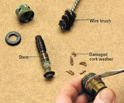 Replacing An Outdoor Faucet Washer by 13 Replace Outside Faucet Handle Woodford Model 17 Repair