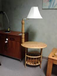 Floor Lamp With Attached End Table by Floor Lamps With Tables Attached Cool Floor Lamps