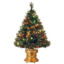 3ft Christmas Tree Fibre Optic by 3 Ft Fiber Optic Christmas Tree Christmas Decor Ideas