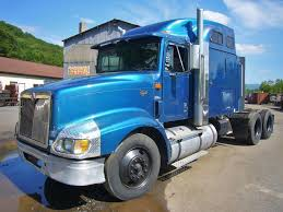 1997 International 9400 Tandem Axle Sleeper Cab Tractor For Sale By ...