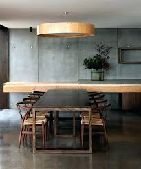 Pendant Dining Room Light Above
