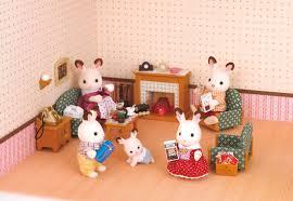 sylvanian families luxus wohnzimmer 2959
