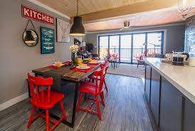 12 Stylish Ways To Add Canada Red Into Your Kitchen