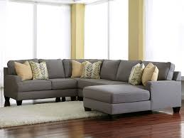 living room charcoal gray sectional sofa with chaise lounge idea