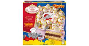 benjamin blümchen torte real angebote 500g packung