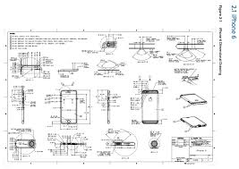 Apple Posts Detailed Phone 6 Design Schematics for Case Makers