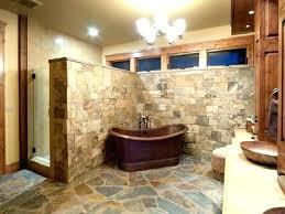 Rustic Bathroom Tile Ideas Shower Bathro Heads Best On Barn Bathrooms