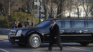 Cadillac to vie for Secret Service armored car contract new Beast