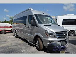 100 Airstream Truck Camper New 2019 RV Interstate EXT Motor Home Class B Diesel At