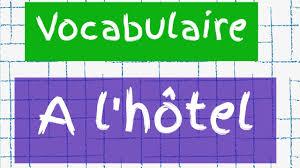 r駸erver une chambre quelles phrases en français pour réserver une chambre à l hôtel