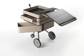 objet de bureau un bureau mobile design et modulaire