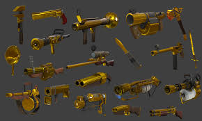 Iron Curtain Tf2 Market by The New Gold Weapons Tf2