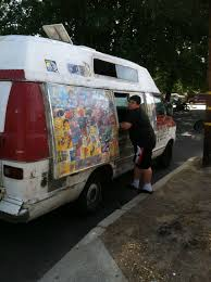 100 Lowrider Ice Cream Truck Van Teamsterz Ice Cream Die Cast Van Truck Toy Light