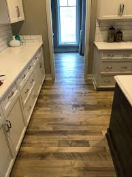 Cassia Maple Wood Floors Installed In A Great Room Omaha NE The Remodel