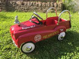 INSTEP OUTDOOR TOYS Fire Truck Pedal Car For Kids / Red Fire Truck ... Kids Ii Having A Ball Roll Pop Fire Truck Teays Valley Wv At American Plastic Toys Rideon Gift Toddler Car For Power Wheels Paw Patrol Ride On Toy 12 Buy Push Along Engine Childrens 30 Trunki Frank The Suitcase Red Now Keezi Table And Chair Set Children Wooden Fniture 3583 Bytes Wildkin Olive Box Reviews Wayfair Personalised Classic For Oodlique Learn About Trucks Educational Video By