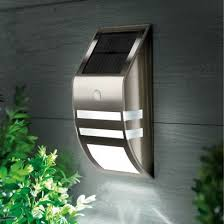 solar wall lighting interior design