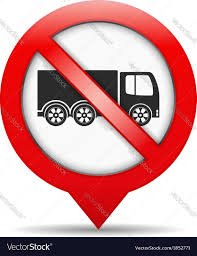 No Trucks Sign Royalty Free Vector Image - VectorStock This Sign Says Both Dead End And No Thru Trucks Mildlyteresting Fork Lift Sign First Safety Signs Vintage No Trucks Main Clipart Road Signs No Heavy Trucks Day Ross Tagg Design Allowed In Neighborhood Rules Regulations Photo For Allowed Meashots Entry For Heavy Vehicles Prohibitory By Salagraphics Belgian Regulatory Road Stock Illustration Getty Images