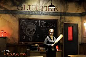 Scariest Halloween Attractions In Southern California by The 17th Door Haunted Experience Review Gamingshogun