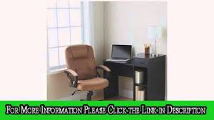 mainstays student computer desk youtube