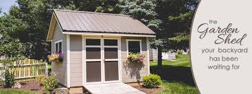 Amish Made Storage Sheds by Hostetler U0027s Lawn Furniture And Storage Sheds Hostetler U0027s Furniture
