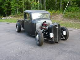 1936 Chevrolet Hot Rod Rat Rod Chevy Truck For Sale In Negaunee ...