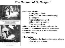 The Cabinet Of Dr Caligari Expressionism Analysis by European Cinemas In Context Germany 1 From The Beginnings To The