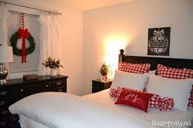 Diy Winter Christmas Bedroom Ideas Decorations Crafts Seasonal Holiday Decor