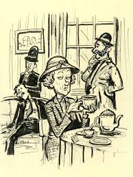 Agatha Christie s Miss Marple is a classic who loves her tea her