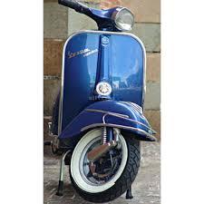 Velvet Blue VLB Vespa