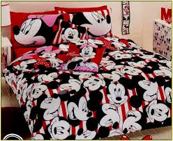 Minnie Mouse Twin Bedding by Bedroom Cool Good Friends Mickey And Minnie Queen Size Bedding