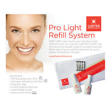 Luster Pro Light Refill System Be Beautiful