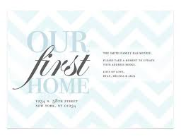 Chevron Moving Announcement New Address Card Announcements First Home PRINTABLE