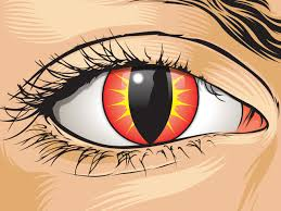 Halloween Contacts Without Prescription by Color Contact Lenses For Halloween May Carry Blindness Risk Cbs News