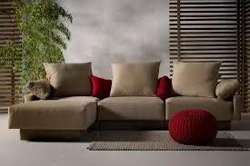 feydom sofa set cuban in der farbe cappuccino contemporary