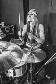 Smashing Pumpkins Drummer 2014 by On The Beat With Jessica Forsythe Of Sick Of Sarah Always