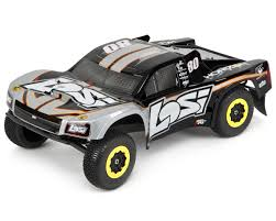 100 Losi Trucks XXXSCT 110 2WD Electric Brushless RTR Short Course Truck