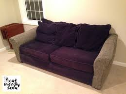 Microfiber Sofas And Cats by How To Keep Far Your Cat From Your Cat Friendly Sofa