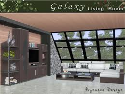 galaxy living room the sims 3 catalog
