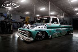 100 Custom Truck Shops Services CCS Speed Shop