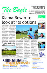 100 Jamberoo Camping The Bugle 12 January 2019 By Cathy Law Issuu