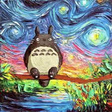 Van Gogh Starry Night Art Post Impressionism Famous Paintings