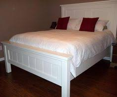 Ana White Farmhouse Headboard by Ana White I Would Love To Make This For Our Bed These Are