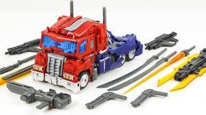 Transformers Legendary Toys LT-03 KO Stryker Manus Optimus Prime ...