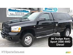 2006 Dodge Ram 3500 Sport Regular Cab 4x4 Dually In Black - 104136 ... Dodge Trucks Diesel Elegant New 2018 Ram 2500 For Sale Sandy Ut American Dodge Ram Monster Truck Dually Diesel 4x4 Fifthwheel Us Muscle Trucks Their Way Forward In South Africa Ngage Media Cozy 2001 Cummins Laramie Slt 2003 Longbed Banks Edge Upgrades For 2016 3500 Megacab Limited Overview Cargurus 2012 Longhorn Limted Edition Sale Pickup Truck Jordan 2002 44 Lifted Pinterest 2013 Heavy Duty Tradesman Lone Star Llc 1996 59l Diesel Monster