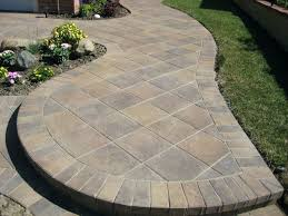 Patio Flooring Ideas Uk by Patio Ideas Front Garden Paving Ideas Garden Paving Ideas For