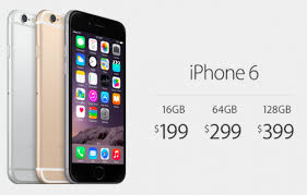 iPhone 6 Price with Contract Contracted iPhone 6 Mobile Carriers