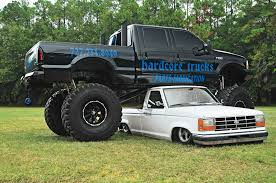 Ford Trucks Lifted With Stacks. Beautiful Lifted Ford Pickup Trucks ...