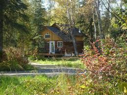 Little Cabin in the Woods Denali Fireside Cabins for Rent in